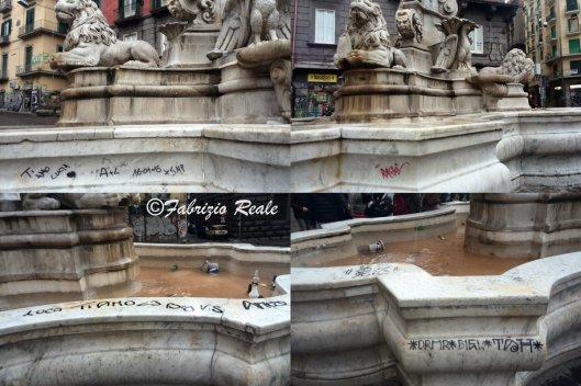 vandali fontana di monteoliveto-001