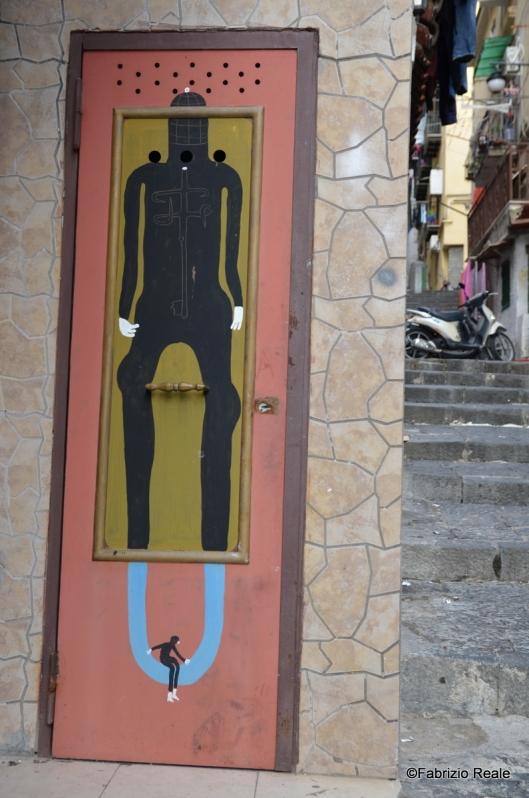 murales quartieri spagnoli circolo vizioso