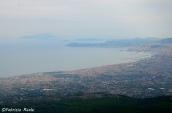 Panorama dal Vesuvio