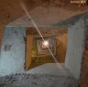 scala rifugio napoli sotterranea dal basso